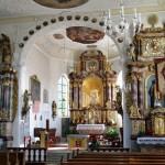 """Altar der Wallfahrtskirche """"zu unserer lieben Frau"""""""