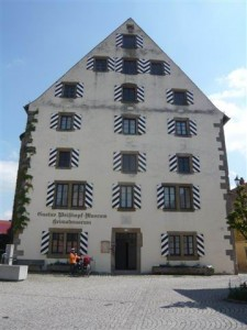 Handwerksmuseum in Leutershausen