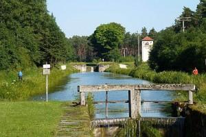 Fünf Flüsse Radweg zwischen Nürnberg und Neumarkt