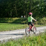 Bayern Radtour mit Kindern