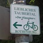 Tauber Altmühl Radweg :: günstig mit Bayern Radtour