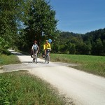 Die Chefs von Bayern-Radtour