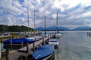 Radtour vom Bodensee zum Königssee