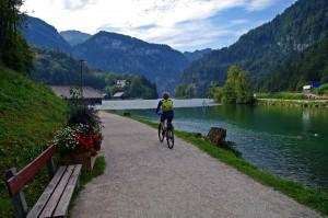 Bodensee Königssee Radweg Alpin