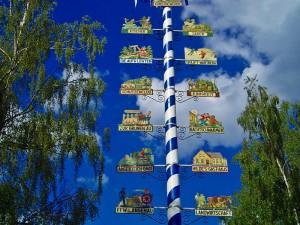 Sternradtouren in Bayern und Österreich :: Bayern Radtour