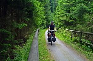 Extratouren :: alternative Radreisen von Bayern-Radtour