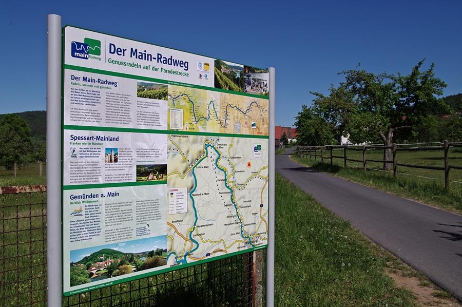 Der Main-Radweg :: günstig mit Bayern Radtour