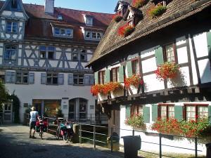 Donau Radweg Ulm Passau :: günstig mit Bayern Radtour