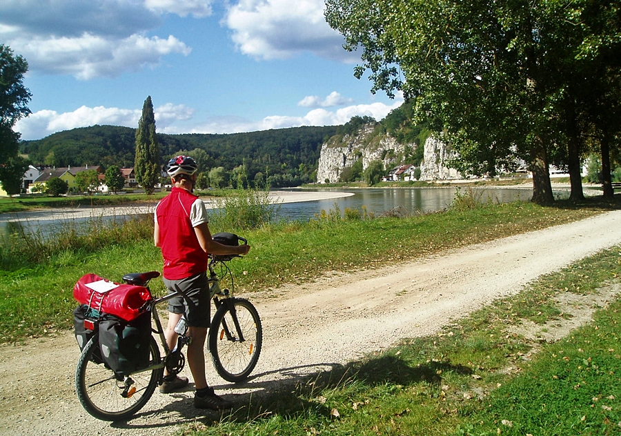 Donauradweg Ulm Passau Karte.Donau Radweg Ulm Passau Gunstig Mit Bayern Radtour