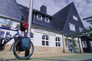 Werr Radweg Klassiker :: günstig mit Bayern Radtour