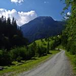 Radtour in Bayern Ostalpen