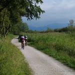 Mozart Radweg in Bayern