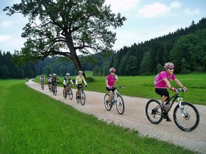 Bayern-Radtour Gruppenradreise
