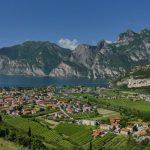 Über die Alpen Gardasee Verona